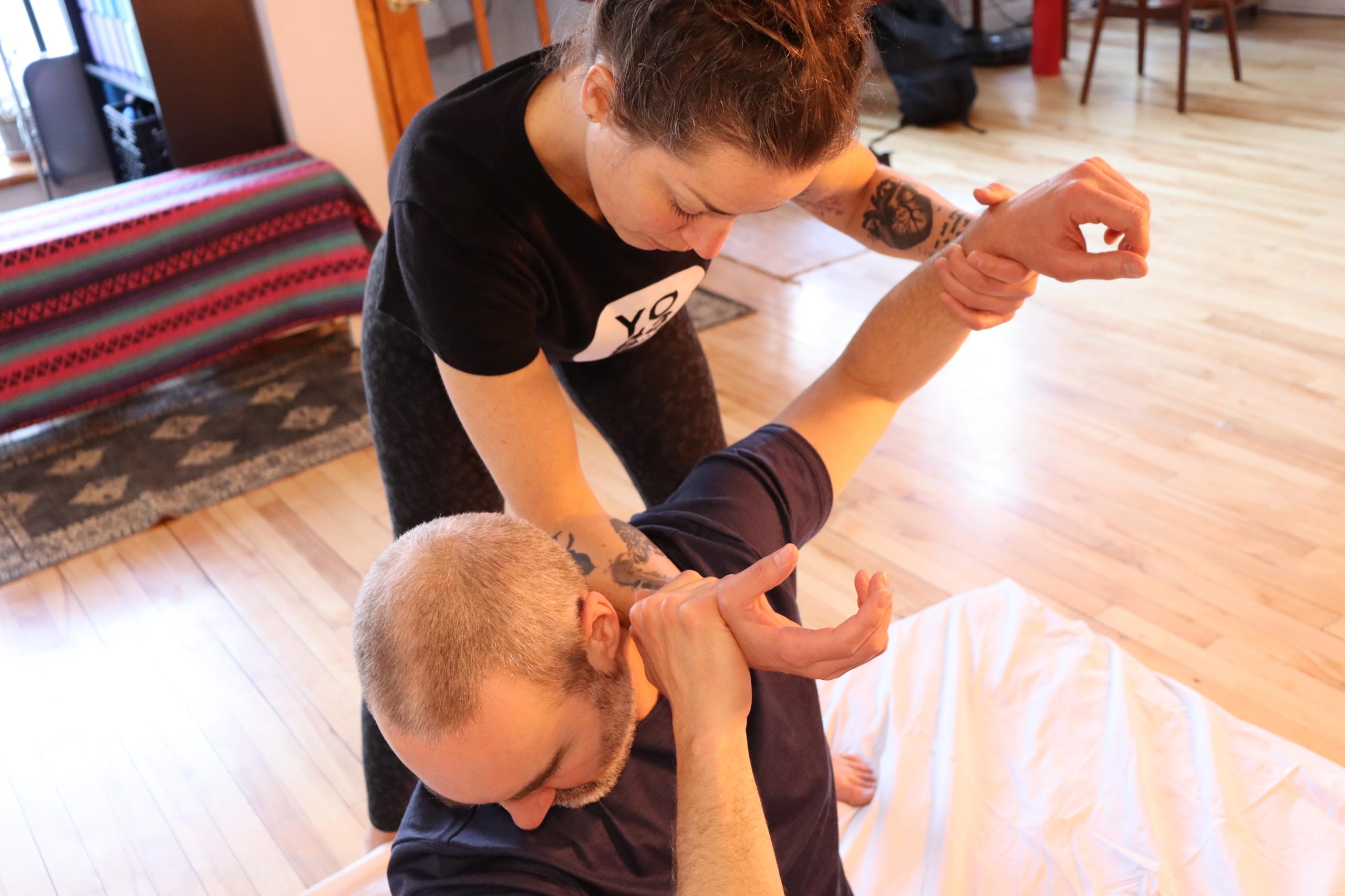 Adaptive Bodywork